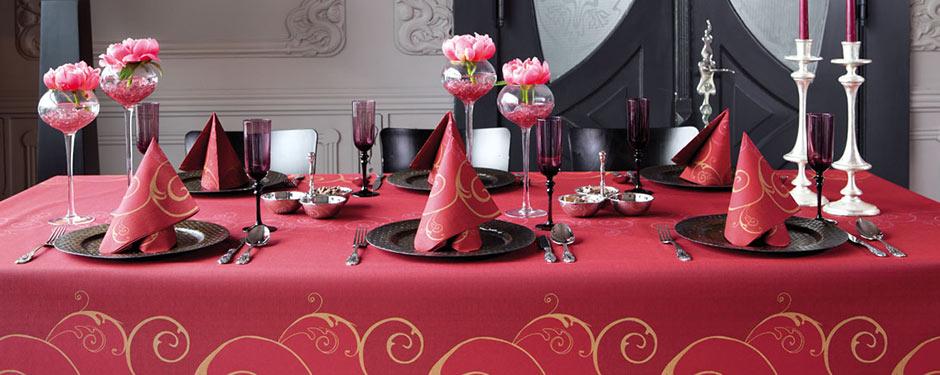 duni servietten tischdecken kerzen und. Black Bedroom Furniture Sets. Home Design Ideas