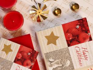Tischdekoration winter duni servietten tischdecken kerzen und tischdekoration f r jeden - Duni weihnachtsservietten ...