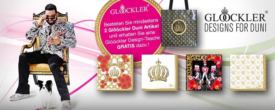 GL��CKLER � DESIGNS FOR DUNI